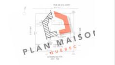 plan de maison gaspesie