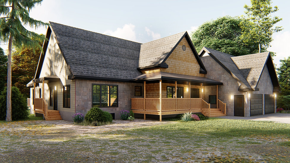 creation plan maison