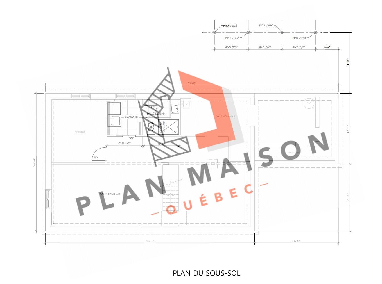 plan de maison bas-saint-laurent