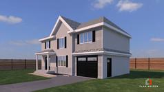 maison avec garage saint-lambert