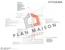 plan de chalet moderne outaouais
