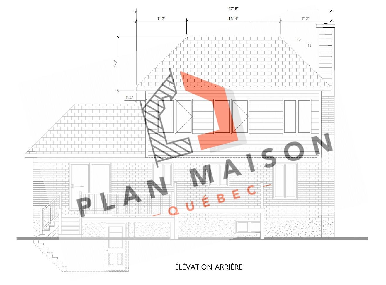 plan de maison personnalisé