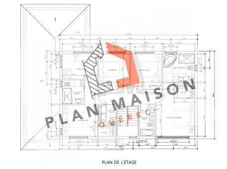 plan de maison blainville