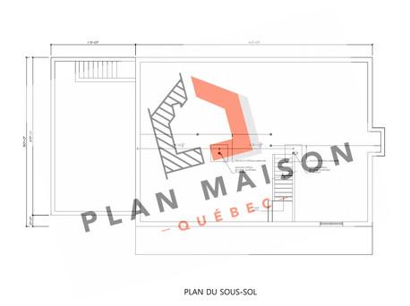 plan de maison alma