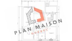 plan de maison 2 étages gatineau