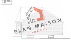 plan maison brossard