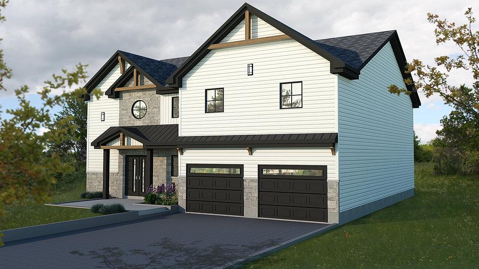 conception maison