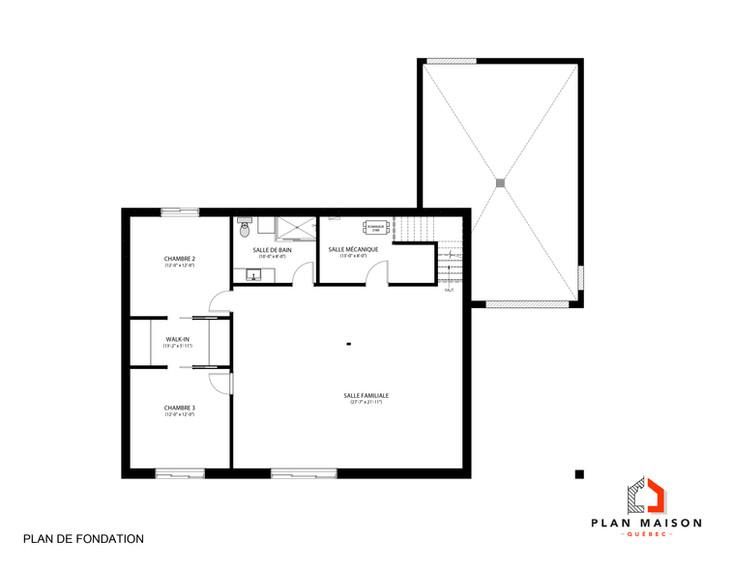plan de maison varennes