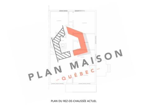 plan exterieur maison