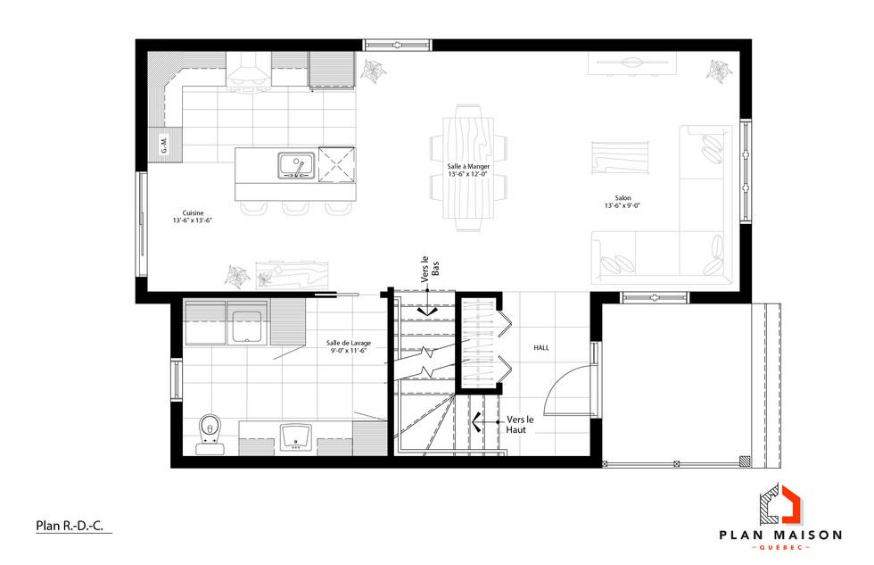 plan de maison salaberry-de-valleyfield