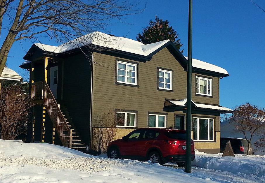 extension exterieur maison