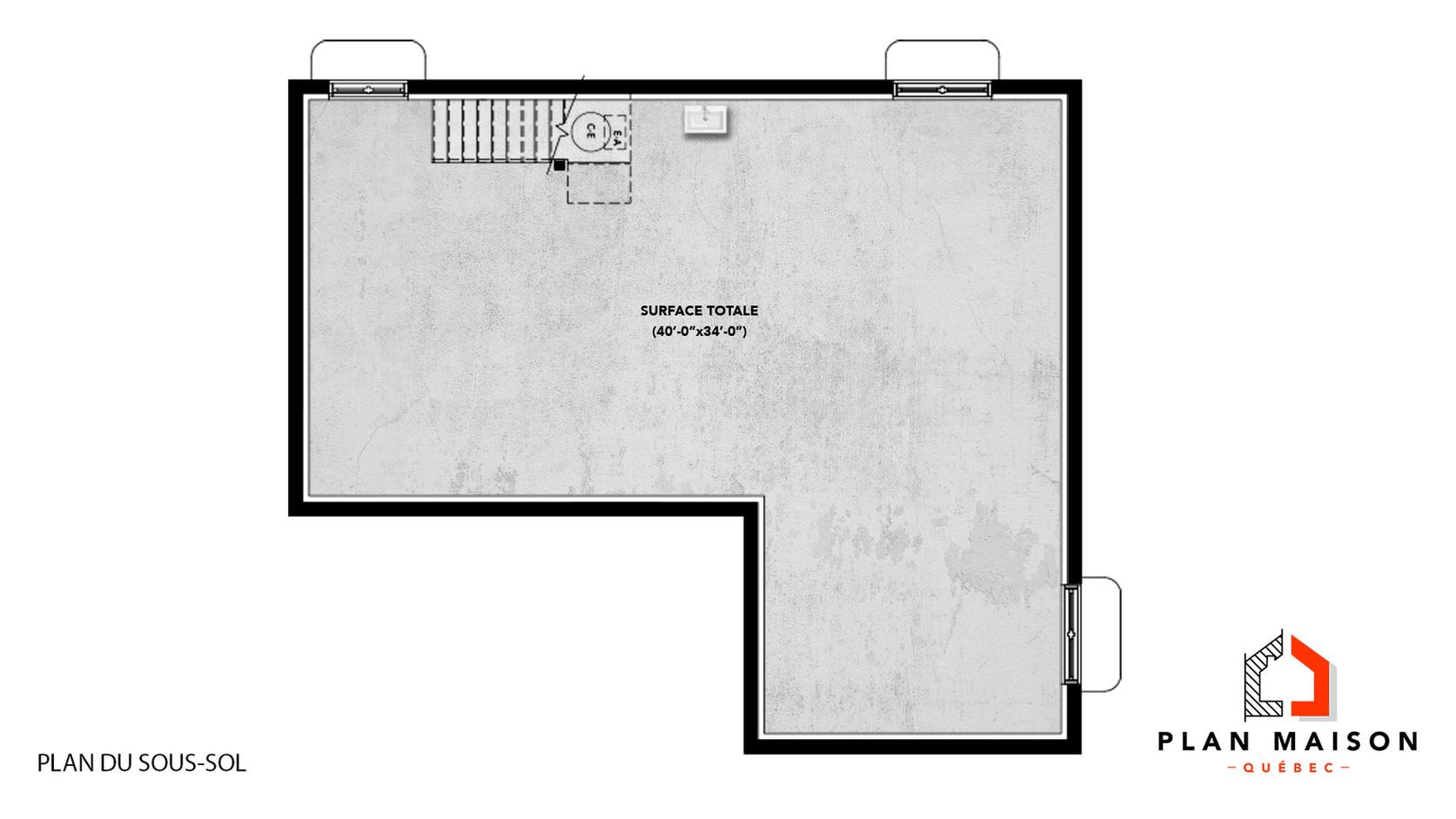 maison un etage
