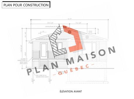 plan de maison boucherville