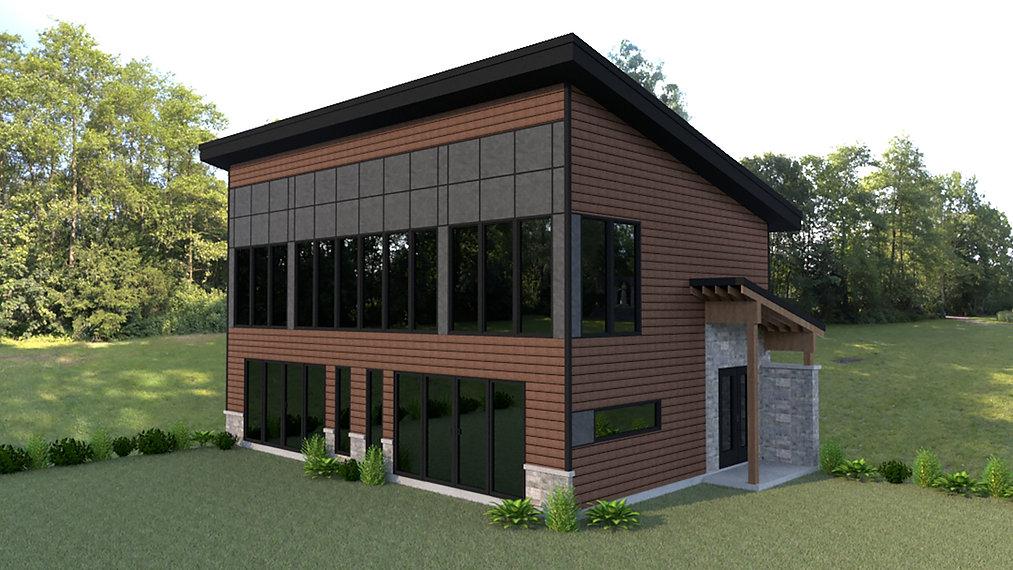 construction maison plan