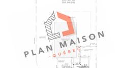 plan de maison magog