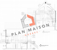 plans chalet sainte-therese