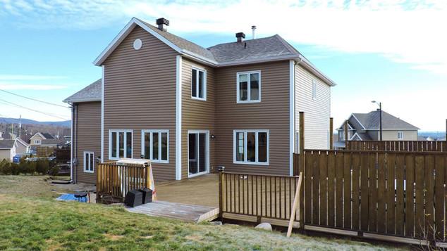 projet extension maison