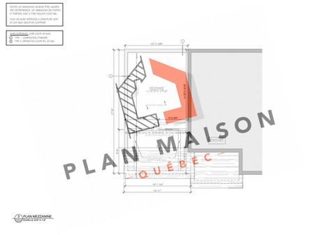 plan de maison avec garage quebec