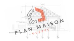 plan de maison boisbriand