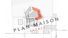 plan de maison saint-constant