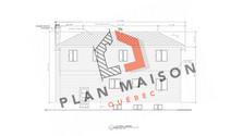 plan maison 2 etage saint-jean-sur-richelieu