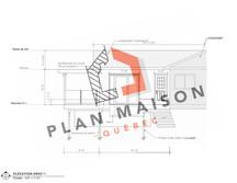 plan de maison saint-eustache