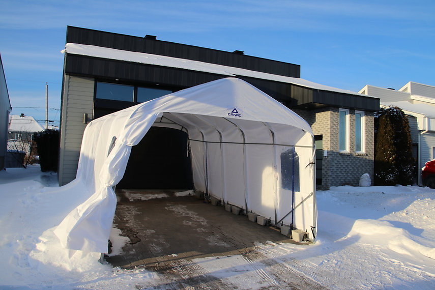 construire son garage