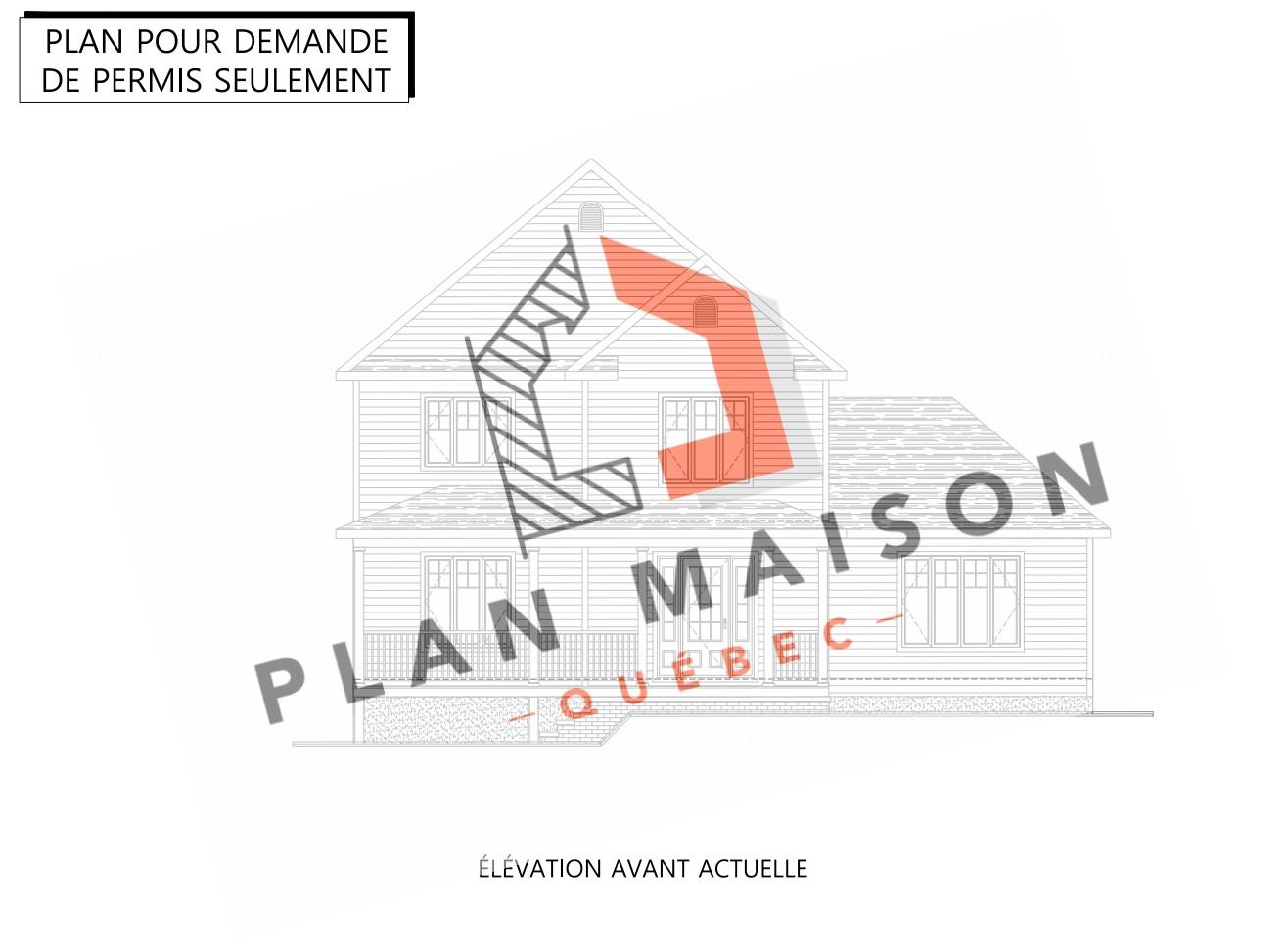 plan maison 2 etage longueuil