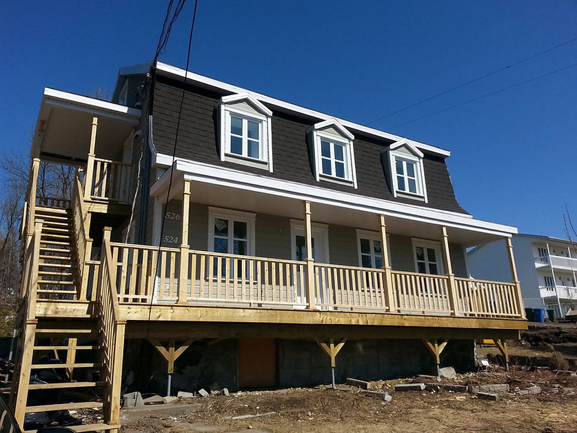 construire terrasse