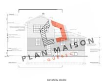 plan maison 2 etage sherbrooke