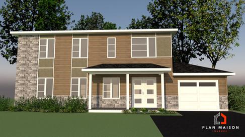 maison 2 etage avec garage gatineau