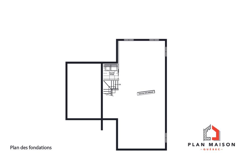 plan maison abitibi