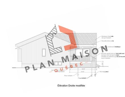 plan de maison granby