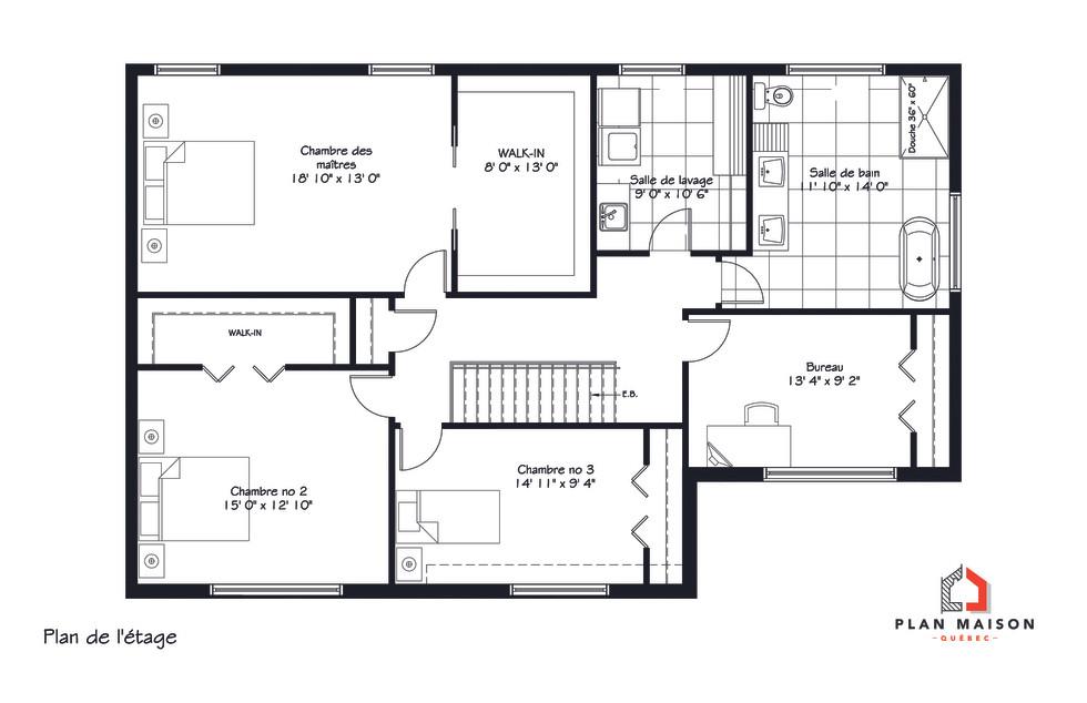 concevoir plan de maison