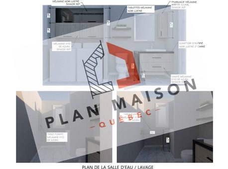 plan de maison saguenay