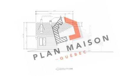 plan de maison laurentides