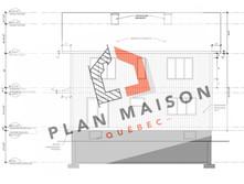 plan maison 2 etage saguenay