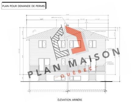 plan de maison capitale-nationale