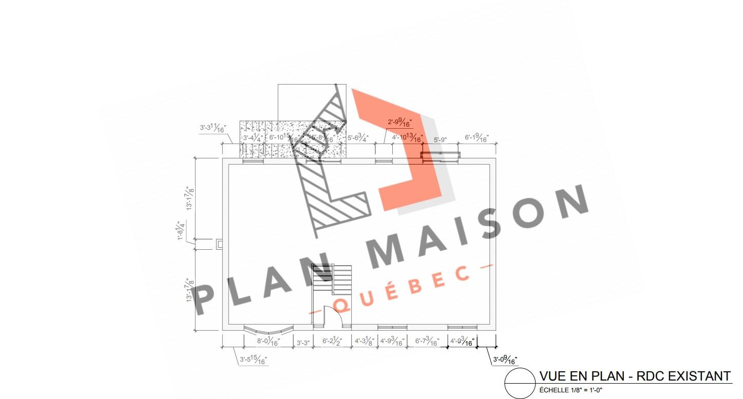 maison 2 etage avec garage saint-jean-sur-richelieu