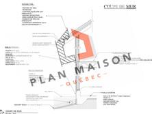plan de chalet moderne abitibi