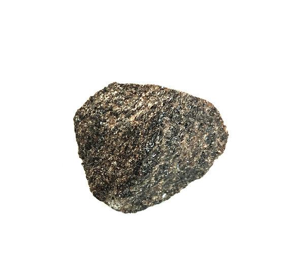 Rough Raw Gabbro Blizzard Stone Crystal