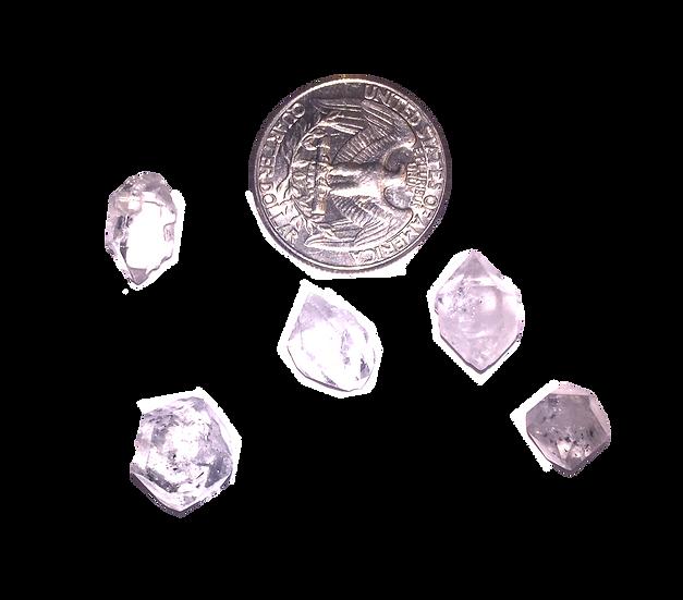 Rough Raw Herkimer Diamond Crystal