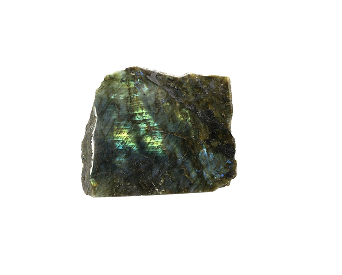 Polished Rough Raw Labradorite Crystal Stone
