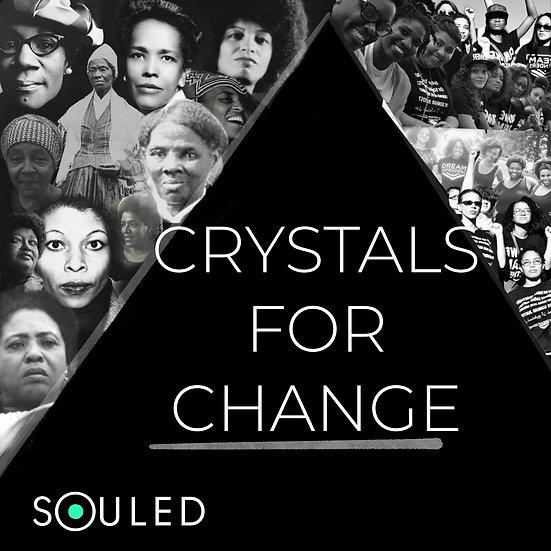 Activist Kit- Crystals for Change
