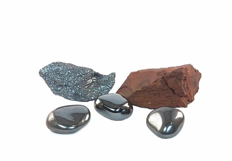 Rough Raw Hematite Crystal