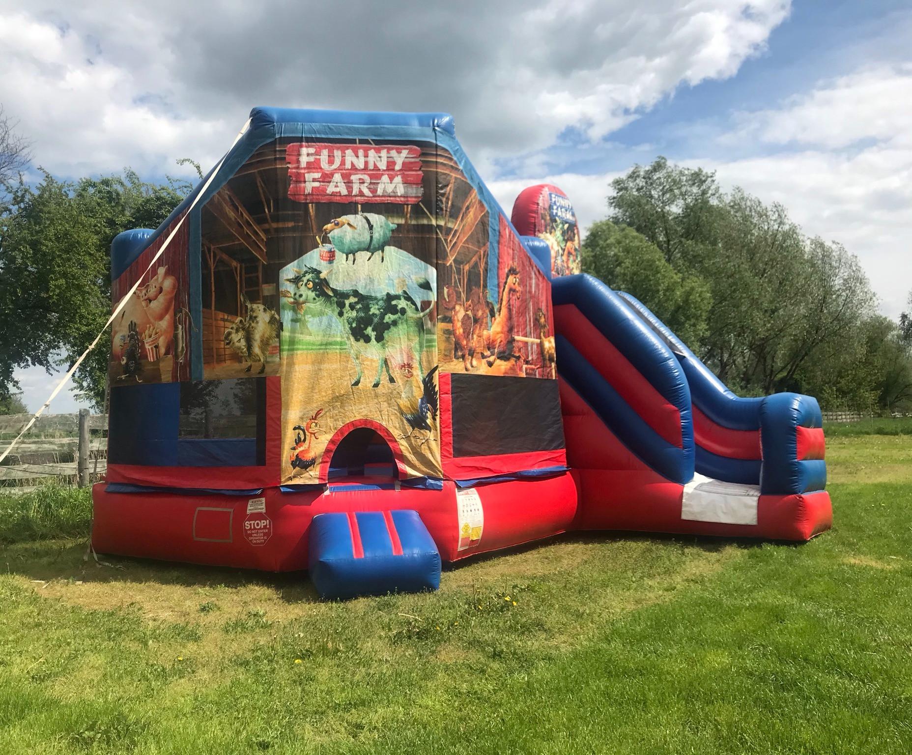 Plac Zabaw Active Wesoła Farma