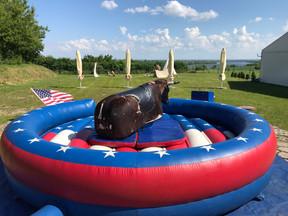 byk rodeo symulator USA