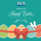 SLS Contulting toivottaa oikein hyvää pääsiäistä!