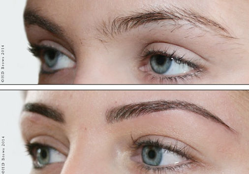 best hd brows in bristol,get eyebrow shaping,tinting