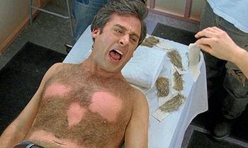 ipl laser permanent hair removal for men in bristol salon